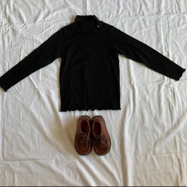 TOCCA(トッカ)の新品未使用♡tocca リブタートルのカットソー キッズ/ベビー/マタニティのキッズ服女の子用(90cm~)(Tシャツ/カットソー)の商品写真