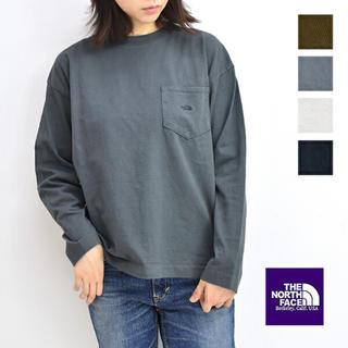 ザノースフェイス(THE NORTH FACE)の【新品】THE NORTH FACE Purple Label ポケットロンT(カットソー(長袖/七分))