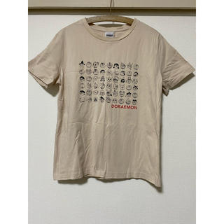 ジーユー(GU)のGU/ジーユー/ドラえもんTシャツ/XL(Tシャツ(半袖/袖なし))