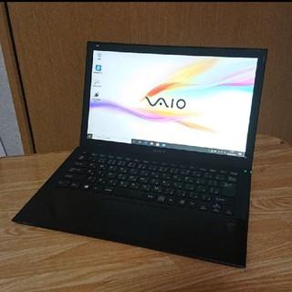 SONY - プリプリK様専用 軽量モバイル!VAIO pro13!ノートパソコン! i7