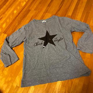 コンバース(CONVERSE)のロンT CONVERSE サイズ140(Tシャツ/カットソー)