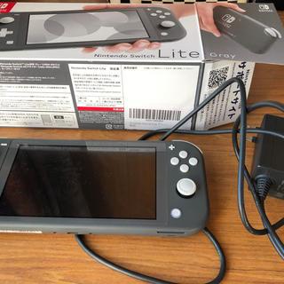 ニンテンドースイッチ(Nintendo Switch)の任天堂Switch light (携帯用ゲーム機本体)