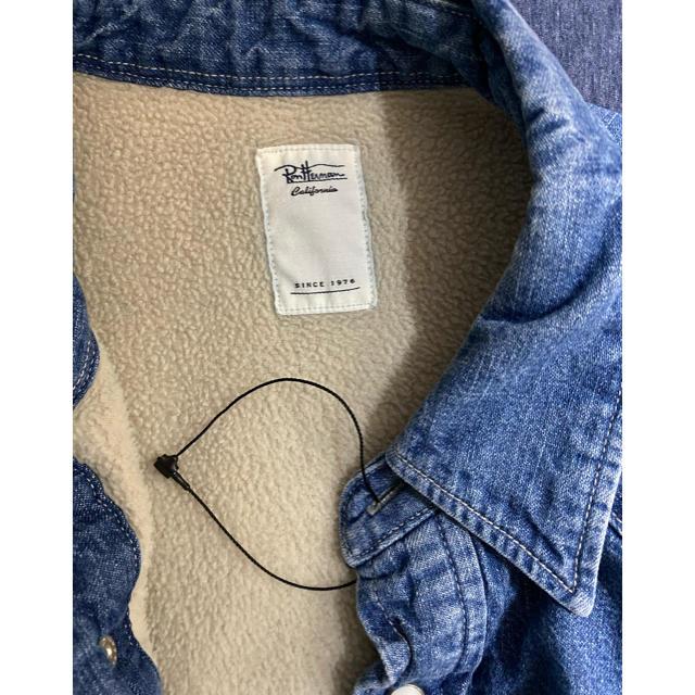 Ron Herman(ロンハーマン)のロンハーマン メンズのジャケット/アウター(Gジャン/デニムジャケット)の商品写真