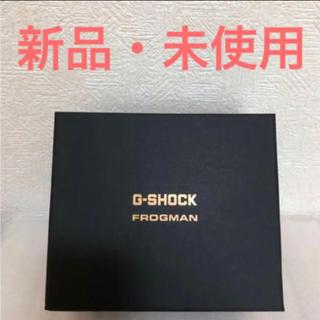 ジーショック(G-SHOCK)のGWF-A1000BRT-1AJR G-SHOCK FROGMAN(腕時計(デジタル))