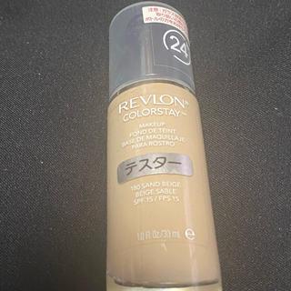 レブロン(REVLON)のレブロン カラーステイメイクアップファンデーション 180(ファンデーション)