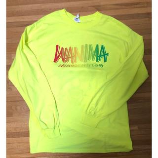 ワニマ(WANIMA)のWANIMA kentaロンT L(Tシャツ/カットソー(七分/長袖))
