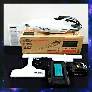 Makita - ꫛꫀꪝ✧˚新品✦未使用✧掃除機 マキタ✦ 18V充電式クリーナー✦ 充電器セット