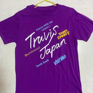 ジャニーズJr. - TravisJapan Tシャツ