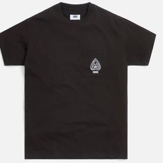 シュプリーム(Supreme)の新品未着用 Kith Treats Psychic PocketTee ブラック(Tシャツ/カットソー(半袖/袖なし))