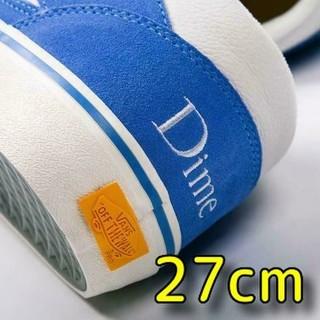 VANS - 27cm VANS x DIME Harf cab Blue