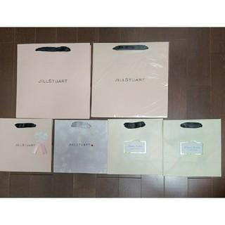 ジルスチュアート(JILLSTUART)のジルスチュアート ショッパーセット(ショップ袋)