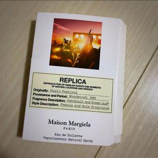 マルタンマルジェラ(Maison Martin Margiela)のマルジェラ レプリカ 香水(サンプル/トライアルキット)