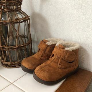 ムジルシリョウヒン(MUJI (無印良品))のkids  boots(ブーツ)