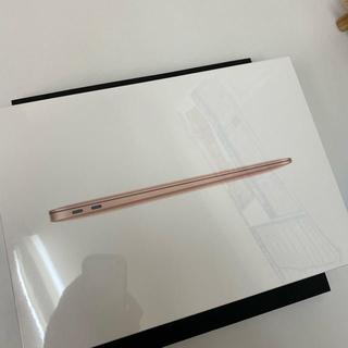 Apple - 【新品未開封】MacBook AIr 13インチ Gold 2020年発売モデル