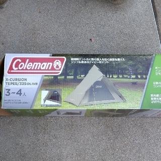 Coleman - エクスカーションティピー325amazon限定色3~4人用