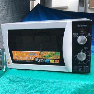アイリスオーヤマ(アイリスオーヤマ)のアイリスオーヤマ 電子レンジ IMB-T171C-5 2016年製(電子レンジ)