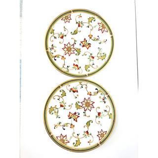 ウェッジウッド(WEDGWOOD)のウェッジウッド  オベロン プレート2枚セット(食器)