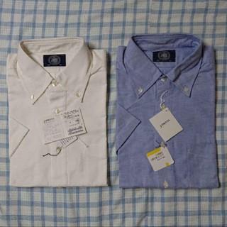 ジェイプレス(J.PRESS)のジェイプレス半袖プルオーバーシャツ(シャツ)