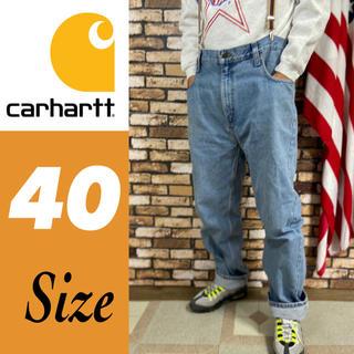 carhartt - カーハート  デニムパンツ 40サイズ 2365