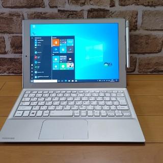 東芝 - TOSHIBA タブレット 最新Windows10  Office付属