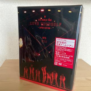 ボウダンショウネンダン(防弾少年団(BTS))のBTS WORLD TOUR 'LOVE YOURSELF' ~JAPAN ED(ミュージック)