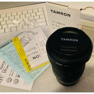 TAMRON - 【美品】TAMRON (タムロン) 17-28mm F2.8 DiIII RXD