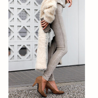 Velours Lib Leggings Pants