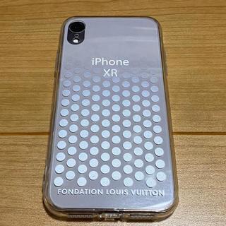 LOUIS VUITTON - パリ限定 フォンダシオン ルイヴィトン スマホケース iPhoneXR