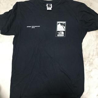 Supreme - supreme×THE NORTH FACE Tシャツ