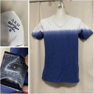 AKM - 定価16500円 AKM×VELVASHEEN グラデーションTシャツ wjk