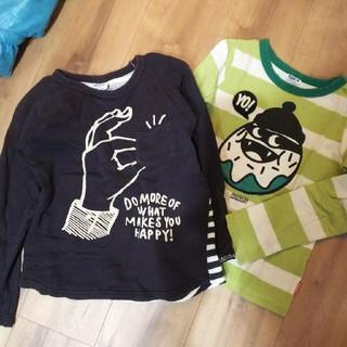 ブリーズ(BREEZE)のブリーズBREEZEトレーナーとロンT2点セット130㎝(Tシャツ/カットソー)