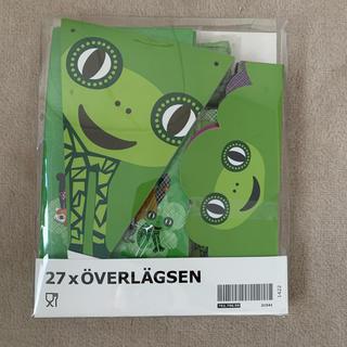 【新品・未開封】IKEA OVERLAGSENパーティーセット27点