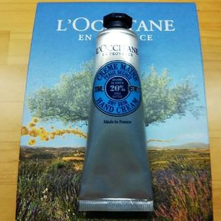 L'OCCITANE - ロクシタンSHハンドクリーム