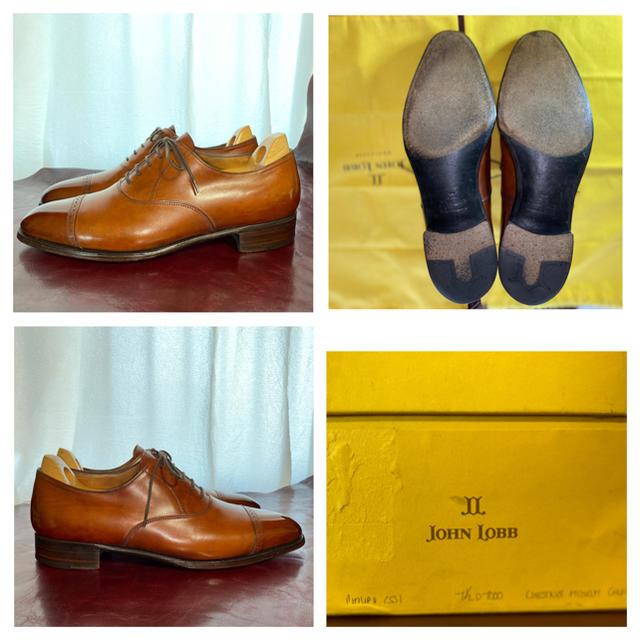 JOHN LOBB(ジョンロブ)の【Rinomotoさん専用】ジョンロブ フィリップ2 7.5D  メンズの靴/シューズ(ドレス/ビジネス)の商品写真