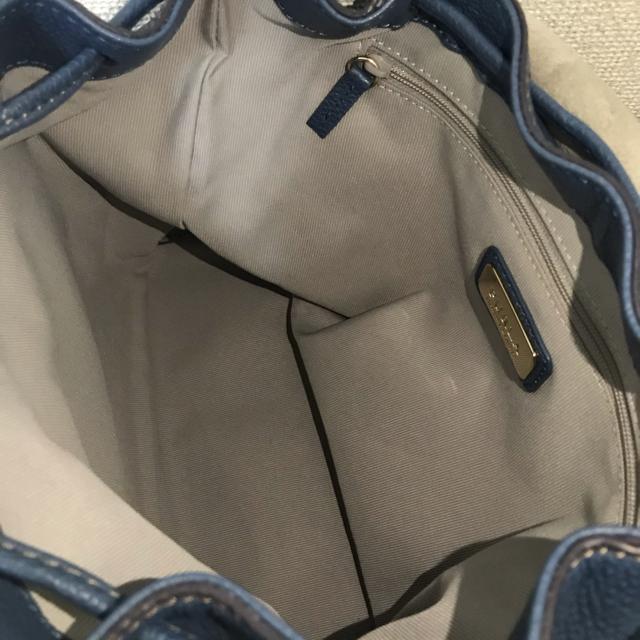 Furla(フルラ)のFURLA リュック 青 レディースのバッグ(リュック/バックパック)の商品写真