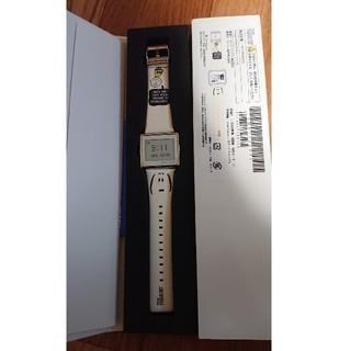 エプソン(EPSON)のEPSON  スマートキャンバス スヌーピー チャリー(腕時計)