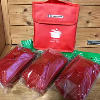 サントリー(サントリー)のブルーノ ランチボックス&保冷バッグ(弁当用品)