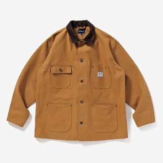 W)taps - DESCENDANT MFG CHORE JACKET