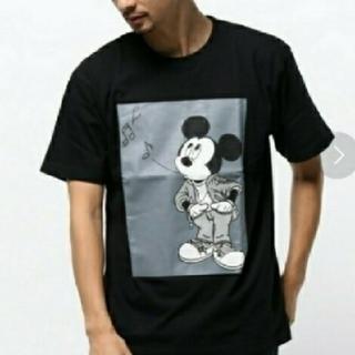 アヴィレックス(AVIREX)のAVIREX Belle別注/SUPERIOR スペリオール 口笛 Mickey(Tシャツ/カットソー(半袖/袖なし))