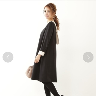 PROPORTION BODY DRESSING - いいね不要♡PROPORTION BODY DRESSING♡ボウタイワンピース