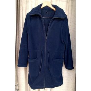 ユニクロ(UNIQLO)のUNIQLO フリースコートジャケット(その他)