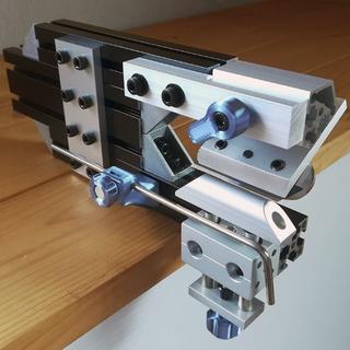 革漉き機 M2 (レザークラフト)(生地/糸)