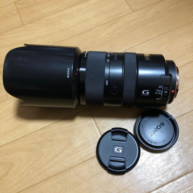 SONY(ソニー)のソニー sal70300g aマウント  スマホ/家電/カメラのカメラ(レンズ(ズーム))の商品写真