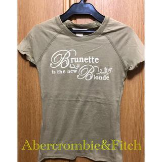 アバクロンビーアンドフィッチ(Abercrombie&Fitch)の夏物につきお安くしてます❤︎Abercrombie&Fitch Tシャツ(Tシャツ(半袖/袖なし))