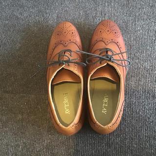 バークレー(BARCLAY)のバークレー革靴(レディース)himaokame様専用(ローファー/革靴)