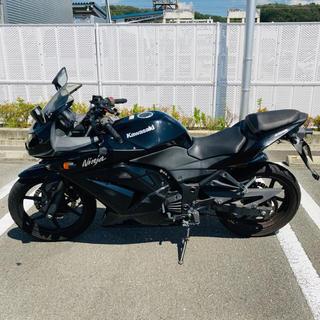カワサキ - Kawasaki Ninja250R ブラック