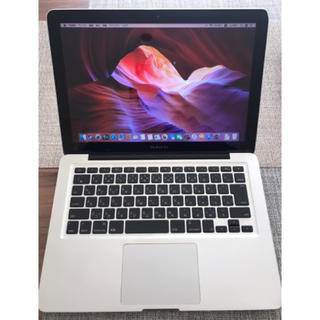 Mac (Apple) - MacBook pro  13インチ 2011