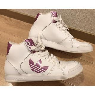 adidas - adidas ハイカットスニーカー