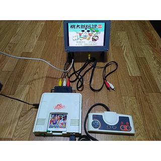 エヌイーシー(NEC)のPCエンジン用 AVコネクター(家庭用ゲーム機本体)