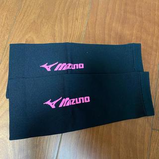 ミズノ(MIZUNO)のミズノ ふくらはぎカバー ピンク(登山用品)